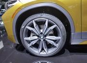 BMW's Smallest SUV Shows its Face in Public at Detroit Auto Show - image 759493