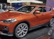 BMW's Smallest SUV Shows its Face in Public at Detroit Auto Show - image 759494
