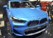 BMW's Smallest SUV Shows its Face in Public at Detroit Auto Show - image 759481