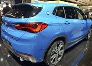 BMW's Smallest SUV Shows its Face in Public at Detroit Auto Show - image 759483