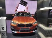 BMW's Smallest SUV Shows its Face in Public at Detroit Auto Show - image 759484