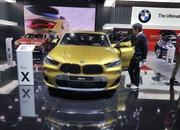 BMW's Smallest SUV Shows its Face in Public at Detroit Auto Show - image 759487