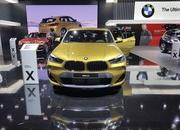 BMW's Smallest SUV Shows its Face in Public at Detroit Auto Show - image 759488