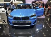BMW's Smallest SUV Shows its Face in Public at Detroit Auto Show - image 759480