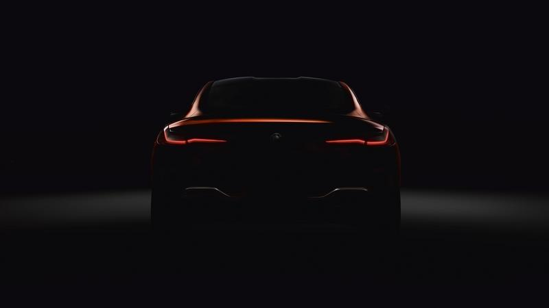 BMW Teases The Upcoming 8 Series With Images And Video