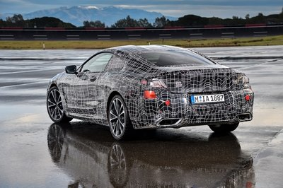 BMW Teases The Upcoming 8 Series With Images And Video - image 763008