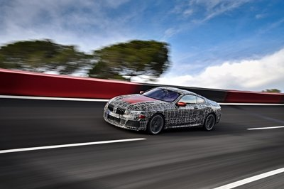BMW Teases The Upcoming 8 Series With Images And Video - image 763011