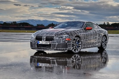 BMW Teases The Upcoming 8 Series With Images And Video - image 763007