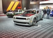 Booth Layout at the Detroit Auto Show Proves FCA is in Love with the Aging Challenger - image 759619