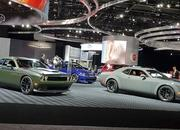 Booth Layout at the Detroit Auto Show Proves FCA is in Love with the Aging Challenger - image 759621