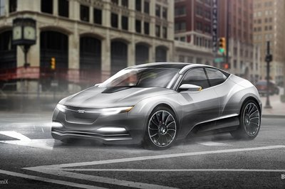 Budget Direct Renders 7 Discontinued Models With A Modern Twist - image 761877