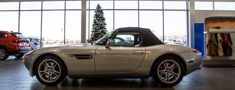 Car for Sale: 2001 BMW Z8 with only 9,000 Miles Exterior - image 763678