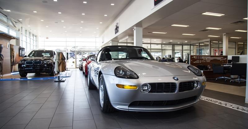 Car for Sale: 2001 BMW Z8 with only 9,000 Miles