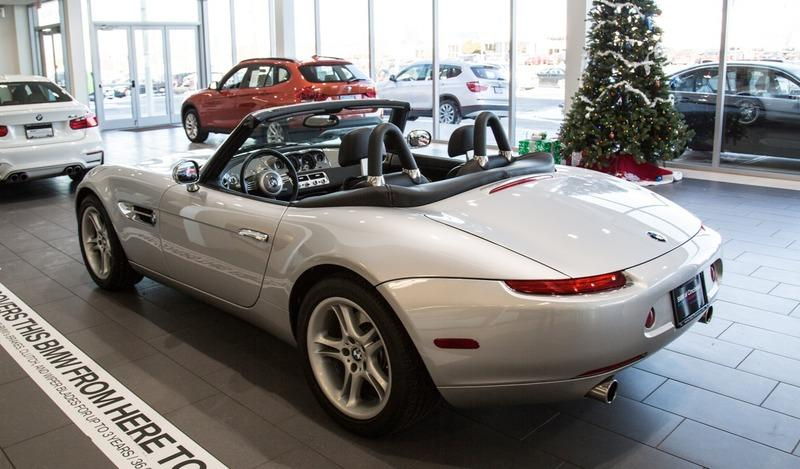 Car for Sale: 2001 BMW Z8 with only 9,000 Miles Exterior - image 763662