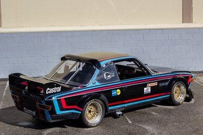 Car for Sale: Adam Carolla's 1972 BMW 3.0 CLS Racer - image 763639