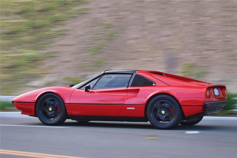 Car For Sale: All-Electric 1976 Ferrari 308 GTS - image 756087