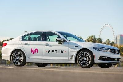 CES 2018 Attendees Get To Ride in Autonomous Lyft and Delphi Taxis - image 755660
