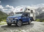 Check Out These Mercedes X-Class Camper Concepts! - image 756514