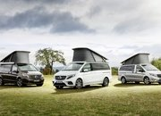 Check Out These Mercedes X-Class Camper Concepts! - image 756245