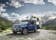Check Out These Mercedes X-Class Camper Concepts! - image 756248