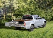 Check Out These Mercedes X-Class Camper Concepts! - image 756240