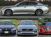 Driven Opinion: How the Lexus GS 200t Compares to the Competition - image 756643