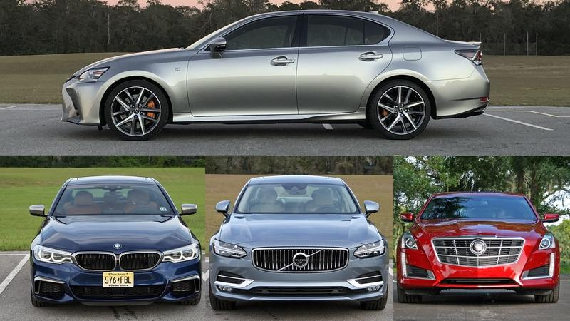Driven Opinion: How the Lexus GS 200t Compares to the Competition
