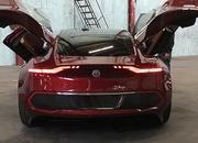 The Fisker EMotion Is A Four-Door Lamborghini with Butterfly Doors - image 755946