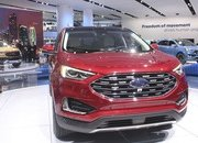 The 2019 Ford Edge ST Is Fine, But The Base Model Is The Better Buy - image 759153