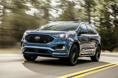 2019 Ford Edge ST - image 757605