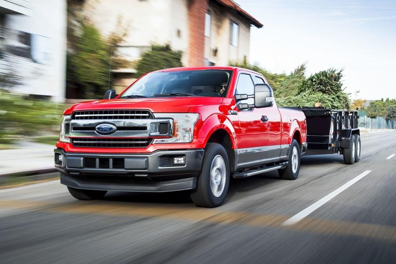 Ford F-150 Power Stroke Turbodiesel Finally Debuts for 2018