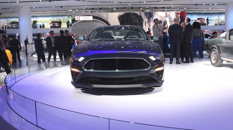 First-Production Ford Mustang Bullitt Sells for $300,000