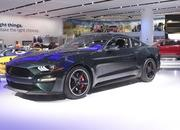 The 2019 Ford Mustang Bullitt Is Custom Exterior Done Right - image 760012