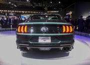 The 2019 Ford Mustang Bullitt Is Custom Exterior Done Right - image 760022