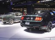 The 2019 Ford Mustang Bullitt Is Custom Exterior Done Right - image 760024