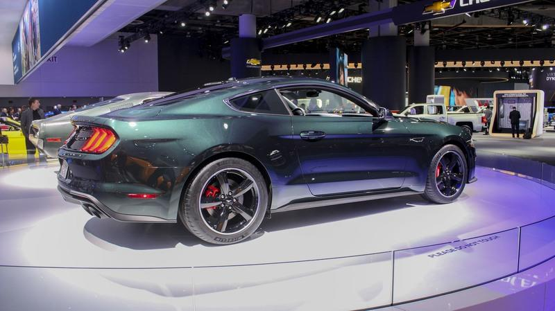 The 2019 Ford Mustang Bullitt Is Custom Exterior Done Right