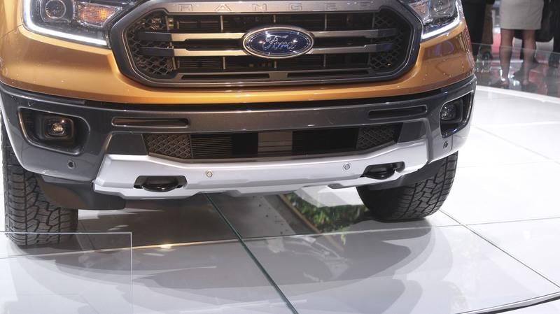 Ford Ranger Returns To America With a Vengeance