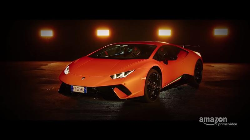 From Hater to Lover: Richard Hammond and the Lamborghini Huracan Performante