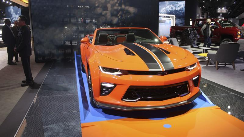Get Your Tracks Ready: Chevy Camaro Hot Wheels Goes on Sale Feb 1st