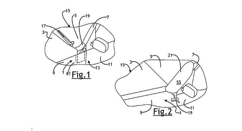 GM Has a Patent for an External Pedestrian Air Bag