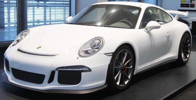 Looking For A Porsche 911 GT3? How Does A Fleet Of 18 Never-Driven Examples Sound?