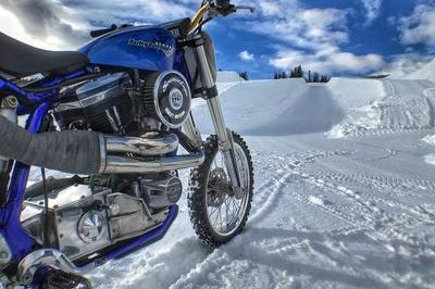 Harley Davidson now has its own event at the Winter X Games