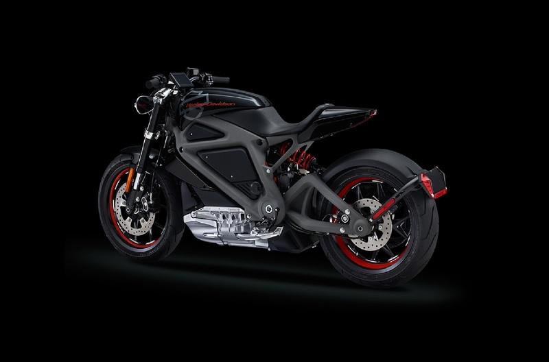 Harley-Davidson's Projet LiveWire to hit production in 18 months
