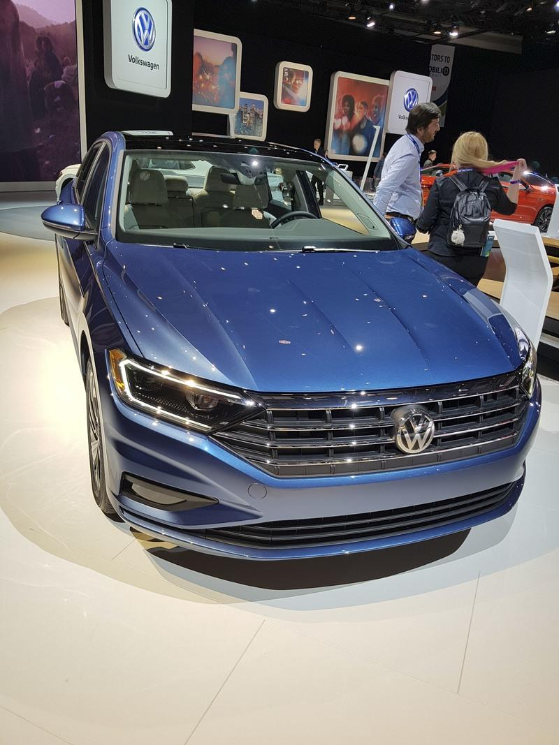 Here's Why the Volkswagen Jetta Is a Big Mess Design-Wise