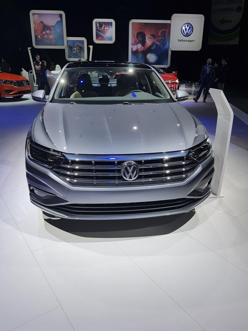Take That, Europe! Volkswagen Says The Jetta Isn't Crossing the Atlantic