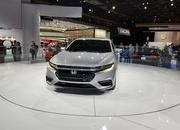 Honda Insight Returns to Take on the Toyota Prius with Sleek Design, High-Tech Interior - image 758728