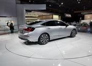 Honda Insight Returns to Take on the Toyota Prius with Sleek Design, High-Tech Interior - image 758741
