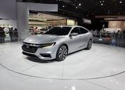 Honda Insight Returns to Take on the Toyota Prius with Sleek Design, High-Tech Interior - image 758720