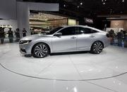 Honda Insight Returns to Take on the Toyota Prius with Sleek Design, High-Tech Interior - image 758764