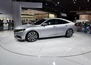Honda Insight Returns to Take on the Toyota Prius with Sleek Design, High-Tech Interior - image 758765